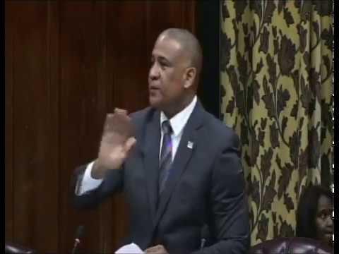 Hon Dr. Ernest Hilaire Rebuttal to CIP Motion 120917
