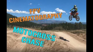 Dirt Bike FPV chase