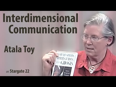Interdimensional Communication - Atala Toy - Stargate 22