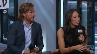 Chip & Joanna Gaines Chat About Chip's New Book,