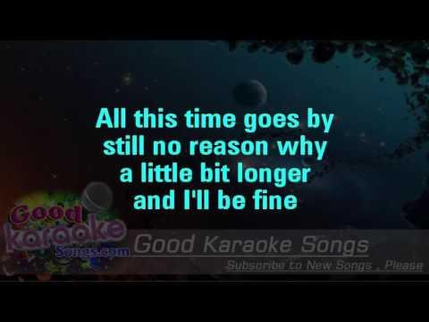 A Little Bit Longer -  Jonas Brothers (Lyrics Karaoke) [ goodkaraokesongs.com ]