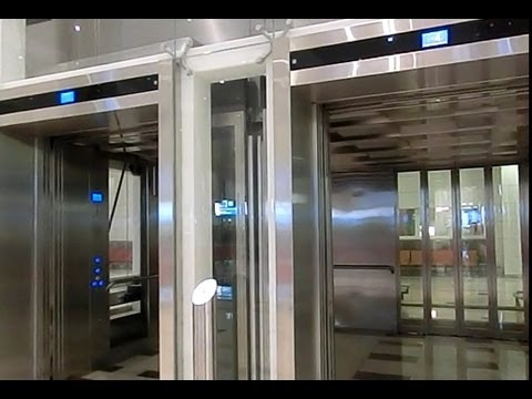 19000ibs Thyssenkrupp Scenic Elevator Dubai Airport