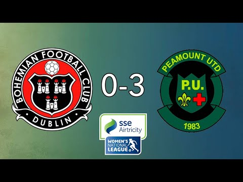 WNL GOALS GW22: Bohemians 0-3 Peamount United