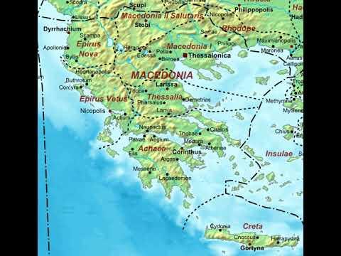Macedonia (Roman province)   Wikipedia audio article