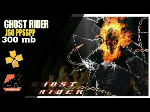 How To Download Ghost Rider Game Psp Only 300mb 100 Work Android