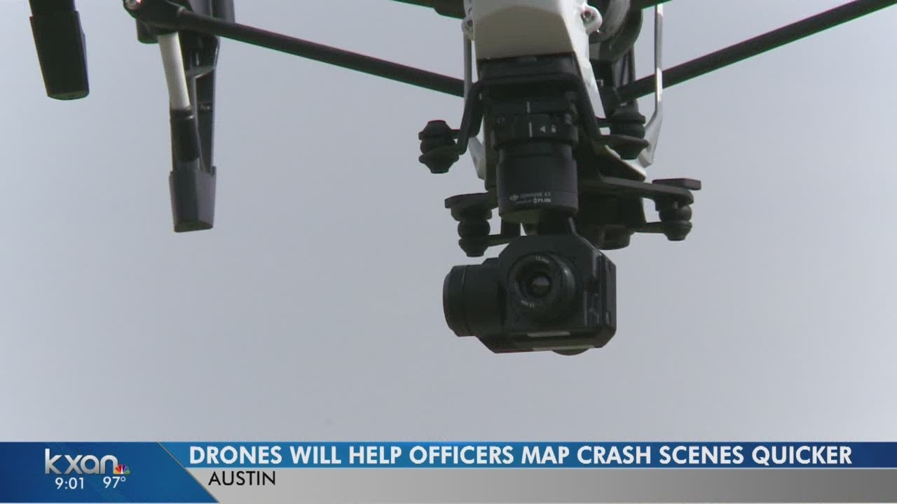 Kxan Traffic Map.Apd To Use Drones To Lower Investigation Time At Fatal Crash Scenes