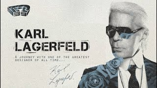 時尚產業的巨獸:老佛爺傳奇的一生|Karl Lagerfeld
