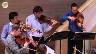 "Brett Dean, ""Testament"" by Persimfans violas"