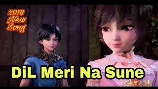 Dil Meri Na Sune | Full Animated song | Genius | Utkarsh, Ishita | Atif Aslam | Himesh Reshammiya |