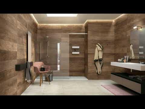 Bathroom Ideas With Brown Floor Tiles
