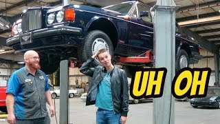 Here's Everything That's Broken On My Cheap Bentley Turbo R