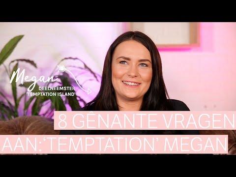 'Temptation' Megan: 'Mijn liefdestattoo die ik met Kevin had, staat er nog steeds'