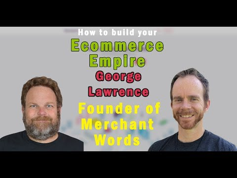 How to Build Your Ecommerce Empire | Live Interview George L