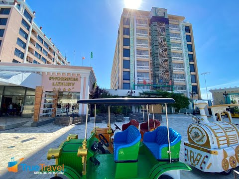 Phoenicia Luxury Resort, Mamaia - Romania!