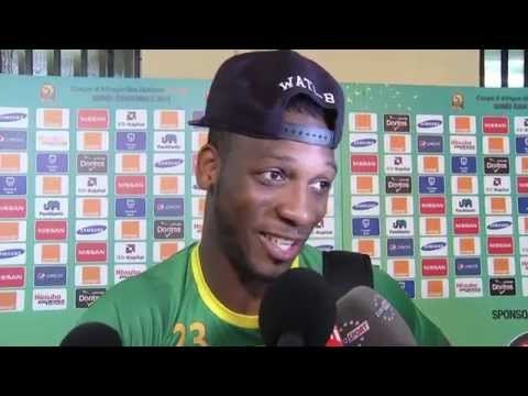 Post-match Interviews: Mali players - Orange Africa Cup of N