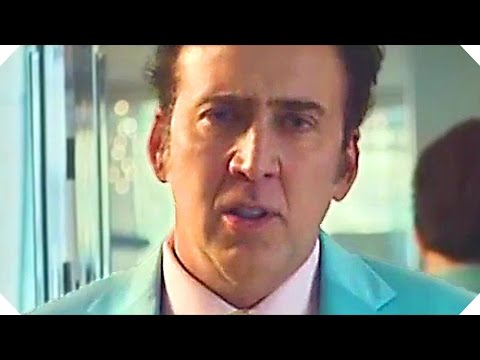 DOG EAT DOG Movie TRAILER (Nicolas Cage - Thriller, 2016)