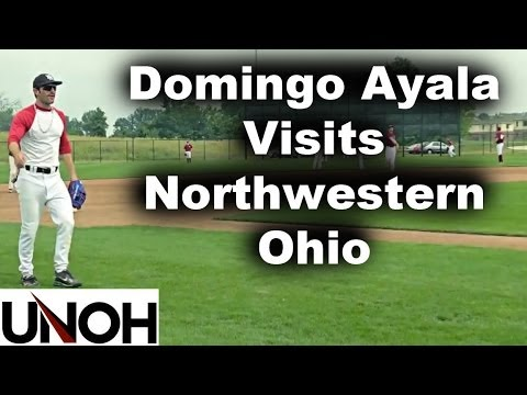 Domingo Ayala Visits the University of Northwestern Ohio