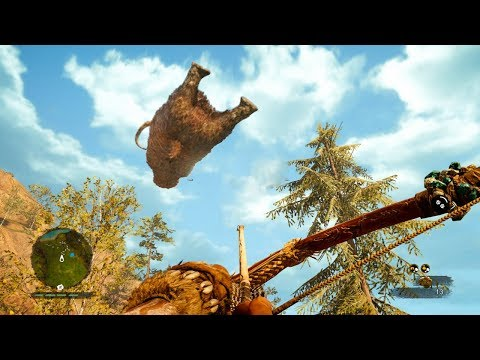 A Flying Mammoth! (Game Fails #170)