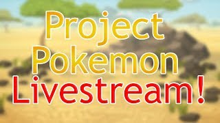 Roblox ~ Project Pokemon Livestream ~ Can we reach 170 subs?