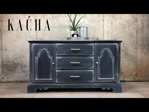 Furniture With Rustoleum Chalk Paint