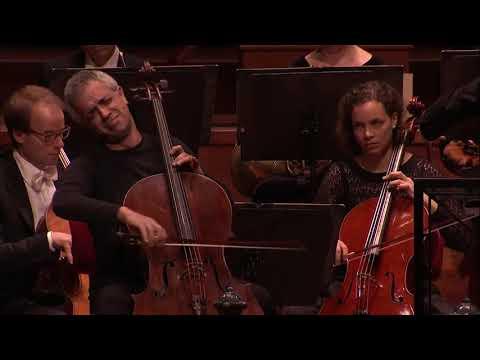 """Giovanni Sollima, """"Cello Concerto No. 2 in D major"""" by Franz Joseph Haydn"""
