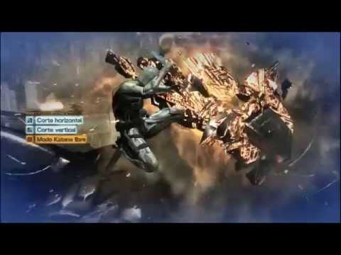 Metal Gear Rising // Gameplay 1