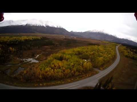 Haines Junction, Alsek and Kaskawulsh Rivers
