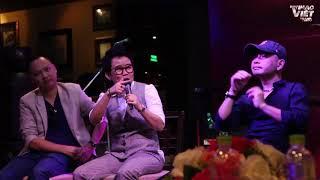 Họp Báo ra mắt Ban Nhạc Việt | Phương Uyên kể chuyện 3 con mèo vứt đàn đi hát