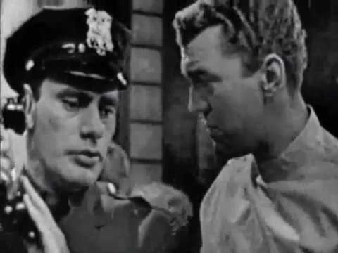 Suspense 1949  'The Third One' starring Martin Balsam in his TV Debut