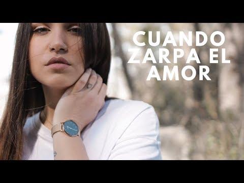 CUANDO ZARPA EL AMOR - CAMELA | Balada Cover (Carolina García)