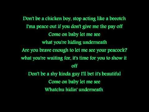 Katy Perry - Peacock [ Lyrics ].