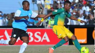 2014 FIFA World Cup Qualifier - Botswana v South Africa Review