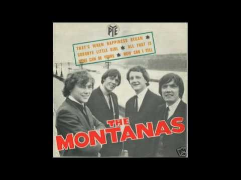 MONTANAS-THAT'S WHEN HAPPINESS BEGAN