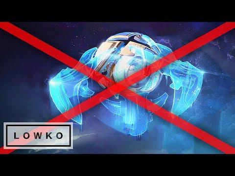 StarCraft 2: RIP Mothership Core!