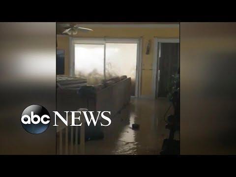 Hurricane Dorian effects being felt in Florida | ABC News
