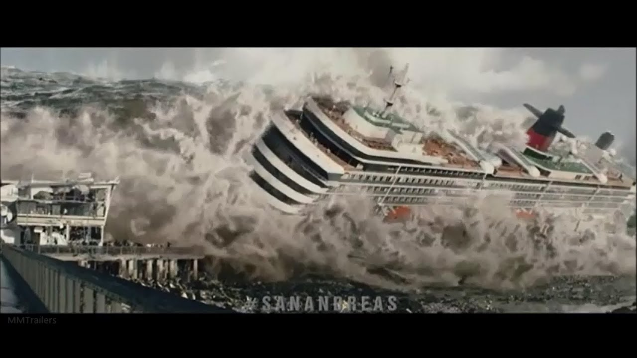 San Andreas Official Extended Tv Spot 2 2015 Dwayne