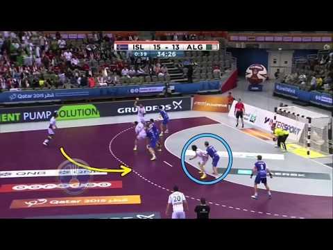 Coaches' View Iceland vs. Algeria Jan 18 | IHFtv - World Men's Handball Championship Qatar 2015 ...