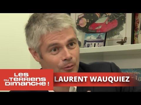 Laurent Wauquiez met fin aux rumeurs - Les Terriens du dimanche