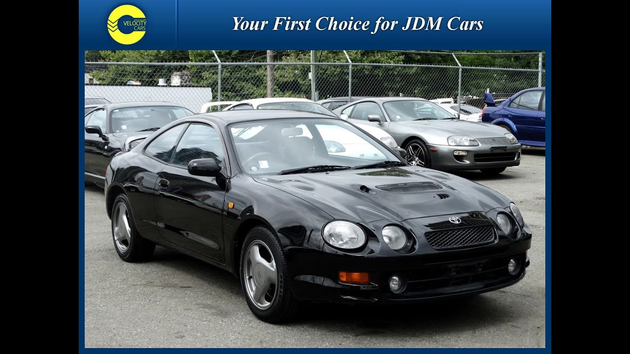1995 Toyota Celica Gt Four Awd Turbo Manual Only 92k S For