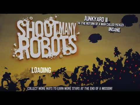 Shoot Many Robots - Junkyard 2 / The Return Of A Man Called Pickles (Insane) thumbnail