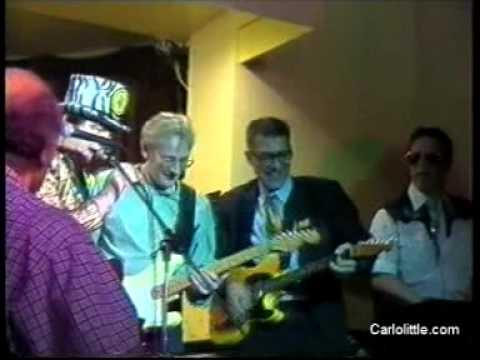 Carlo Little - The Rising Sun pub, Greenford - Part 6 -  Screaming Lord Sutch