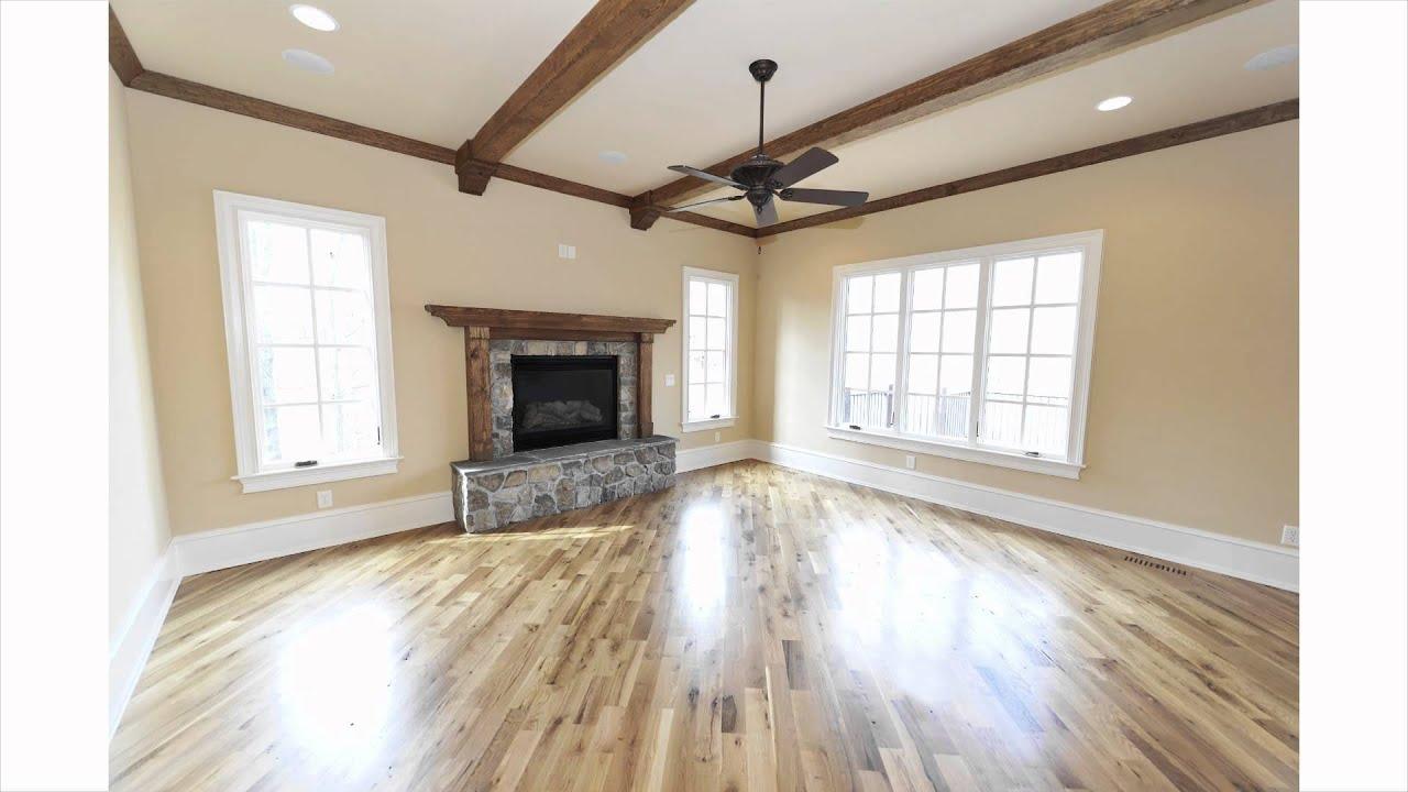 Hickory Hardwood Flooring  YouTube