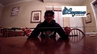 Dalton's Rod and Reel Arsenal! 13 Fishing, Laguna Custom Rods, Sarge Customs, Lews...