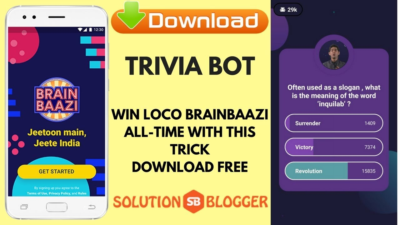 How to | Win Loco Quiz | Hack Loco quiz | Loco quiz Answers