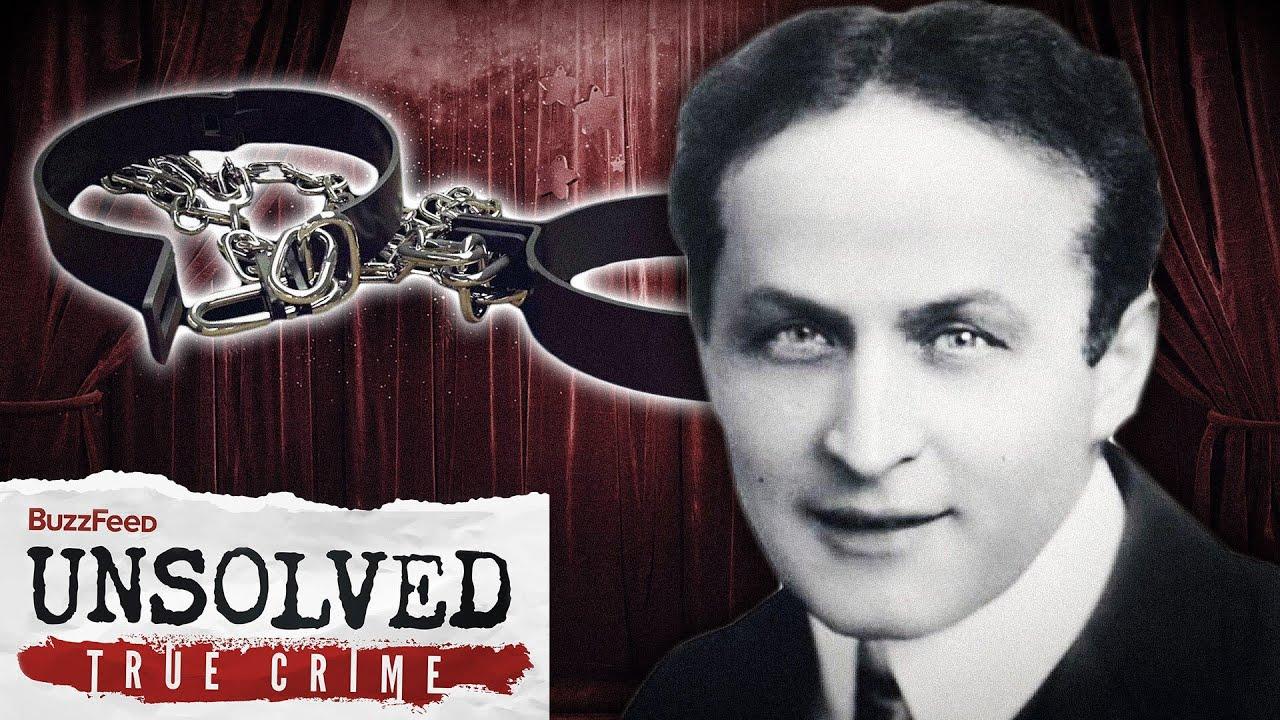 The Suspicious Death Of Harry Houdini