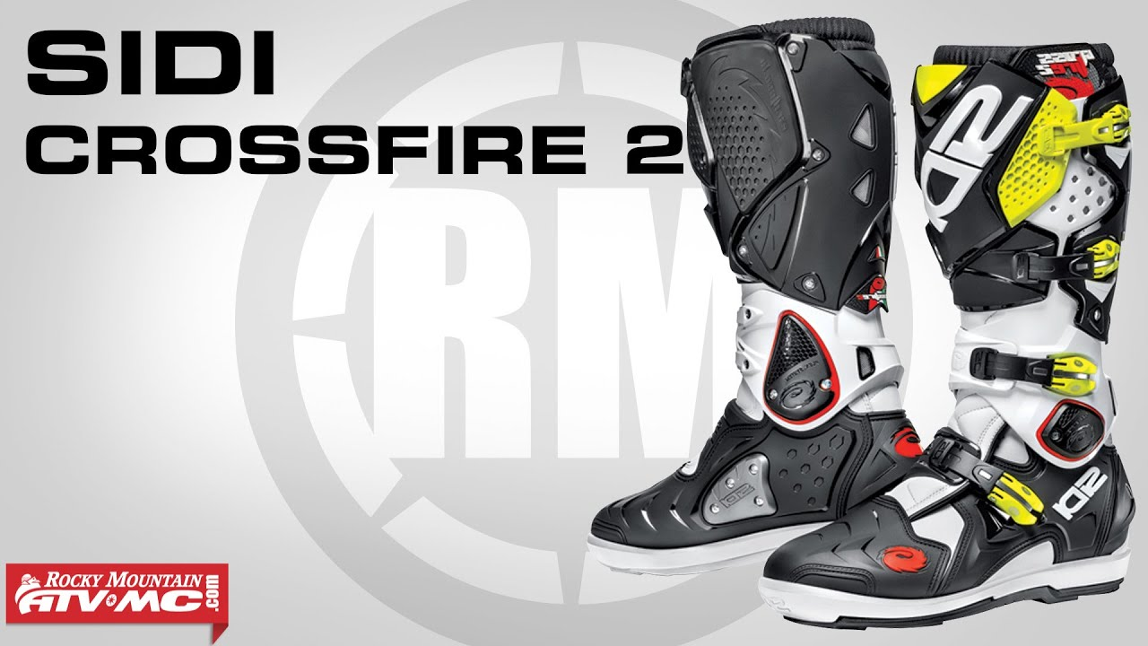Sidi Crossfire 2 SRS Boot