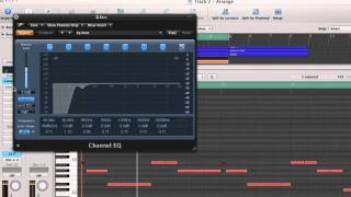 Logic Pro Music Production Tutorial: Creating a House Bassline with ESP