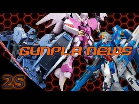 Pale Rider Space Type, Byarlant Isolde, and RG Gundam Recolors! | Gunpla News June 2017 ep. 4