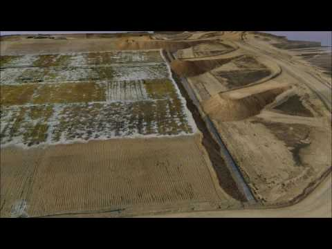 KAZ Minerals - Leach Pad Flythrough