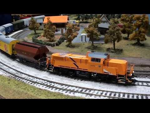 Christchurch Model Train Show NZ 8 Oct 2017